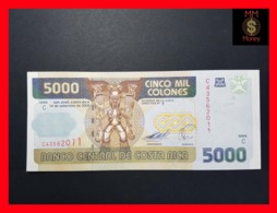 COSTA RICA 5.000 Colones 14.9.2005  P. 266 C \ 268 A - Costa Rica