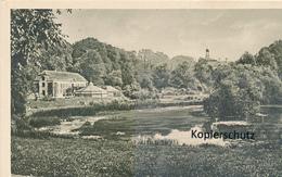 AK Münster, Botanischer Garten - Münster