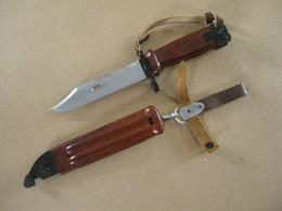 Baïonnette Russe AKM2 ( 1959/2 ) - Knives/Swords