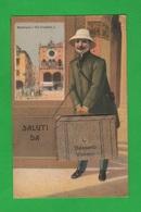 Bassano Del Grappa Cartolina Bauletto Anni '20 - Vicenza
