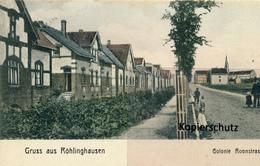 AK Röhlinghausen, Colonie Roonstrasse - Autres