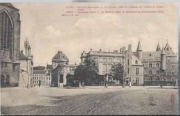 Gent - Gand - Banque Nationale Et Chàteau De Gèrard Le Diable - HP1573 - Gent