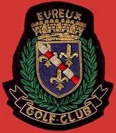 ** ECUSSON  GOLF - CLUB  EVREUX ** - Apparel, Souvenirs & Other