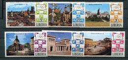 Libéria N° 528 à 533 - J.O De Munich - Liberia