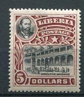 Libéria *  N° 96 - A. Barclay - Liberia