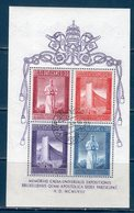 Vaticano / Vatican City 1954 BF 2  US. - Blocchi E Foglietti