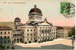 CPA - BERN - PARLAMENTSGEBAUDE - BE Berne