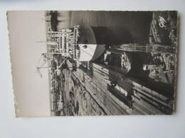Dunkerque. Le Port Et Le Phare. Gaby 13 Postmarked 1955 - Dunkerque