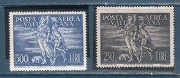 Vaticano / Vatican City 1948 Arcangelo Tobiolo -- **MNH /VF - Posta Aerea