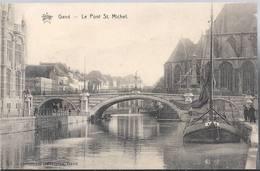Gent - Gand - Le Pont St. Michel - HP1580 - Gent