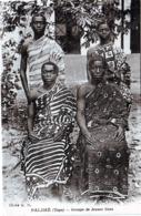 TOGO  / PALIME  /   GROUPE DE JEUNES GENS  ANIME - Togo