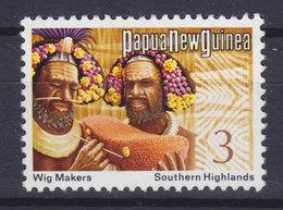 Papua New Guinea 1974 Mi. 245  3c. Perückenmacher Wig Maker MNG - Papouasie-Nouvelle-Guinée