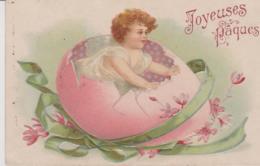 Fetes - JOYEUSES  PAQUES - ENFANT - GAUFFREE - Easter