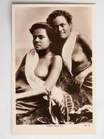 C.P.A. : Fidji : Two Young Girls, Topless, Naked, SUPERBE - Fidji