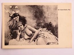 C.P.A. : Fidji : An Island Belle, Topless, Naked - Fidji