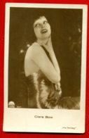 MOVIE STAR CLARA BOW # 5601 VINTAGE PHOTO PC. PUBLISHER GERMANY 529 - Actors