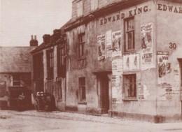 SWINDON -JUNCTIO OF ALBERT ST @ WOOD STREET. REPRINT - England