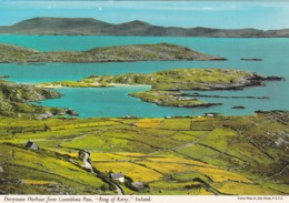 DERRYNANE HARBOUR FROM COOMIKISTA PASS - Kerry