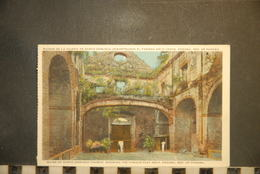 CP, Amérique, PANAMA Ruins Of Santo Domingo Church Showing Famous Flat Arch.  REPUBLIC OF PANAMA - Panama