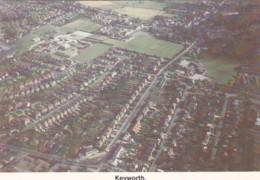 KEYWORTH. AERIAL VIEW - England