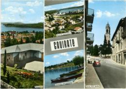 GAVIRATE  VARESE  Vedutine  Panorama  Camping  Corso XXV Aprile  Lago Di Varese - Varese