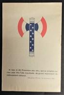 Livret Du Prisonnier Légion Française Des Combattants Francisque Prisonnier De Guerre De Saint-Fort-sur-Gironde - 1939-45