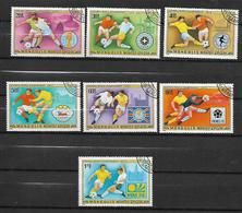 Mongolia  1978 Football World Cup - Argentina  Used - Mongolie