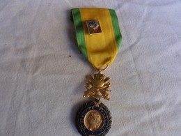 Medaille Valeur Et Discipline - France
