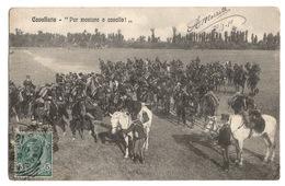 """ITALIE - Militaria, Cavalleria, """"per Montare A Cavallo"""" - Italie"""