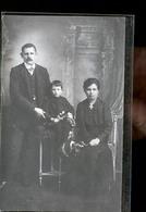 PONT A CELLES FAMILLE D UN PRISONNIERS DE GUERRE   ISSUE DU MEME ALBUM                 JLM - Pont-à-Celles