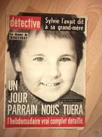 Détective 1964 958 MIRECOURT BANNALEC LUBERSAC CHAPONNAY MONTRIGON ESSEY NANCY LES - Boeken, Tijdschriften, Stripverhalen