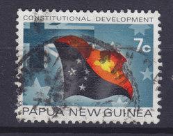 Papua New Guinea 1972 Mi. 215  7c. Constitutional Development Flag Flagge - Papouasie-Nouvelle-Guinée