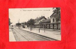 E0912 - PARAY LE MONIAL - D71 - Intérieur De La Gare - Paray Le Monial