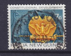 Papua New Guinea 1972 Mi. 216  7c. Constitutional Development - Papouasie-Nouvelle-Guinée