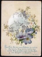 Germany / Greetings Card / Gruss / Flowers - Cartes Postales
