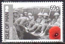 Man - World War I - Tranchées ** 2018 - Man (Ile De)