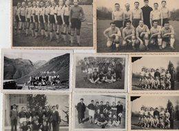 PHOTO 430 - GUERET - Série De Photos Originales Entre 1937 & 1942 - Equipes De Football Du S.O. Guérétois - Sport