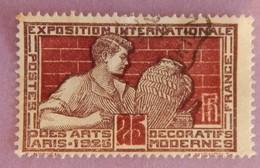 FRANCE ANNEES 1924/25 YT 212 OBLITERE - France