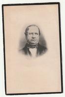 Paul LIBERT Hallaux Bossut-Gottechain Bourgmestre Archennes Hamme Mille Piétrebais Nodebais Jodoigne Longueville 1872 - Images Religieuses