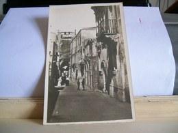 Messina - Taormina - Corso Umberto - Fotografia Artistica Studio D'Agata - Torre Con Campane - Vera Fotografia D'epoca - Photographie