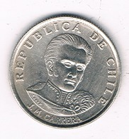 1 ESCUDO 1972 CHILI/8478/ - Chile