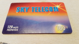 Telecarte Prépayée Voir Photos - Francia