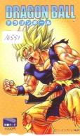 Carte Prépayée Japon * MANGA * DRAGON BALL (16.551) COMIC * ANIME Japan Prepaid Card * CINEMA * FILM - Fumetti