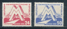 DDR 282/83 ** Mi. 32,- - DDR
