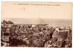 TROUVILLE - VUE PANORAMIQUE - NVG FP - C379 - Trouville