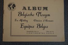 1948 1949 Football Album Belgische Ploegen Editie Continental Pools - Autres