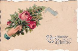 CP - TEMOIGNAGE D'AMITIE - Souvenir De...