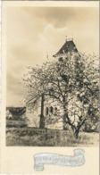 Cp Heureuses Pâques 1944 - Eglise (écrite De PANISSIERES Loire) - Easter