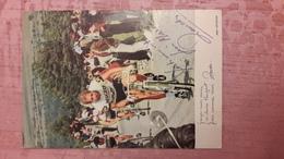 Jean JOURDEN Peugeot BP Autographe Manuscrit - Cyclisme
