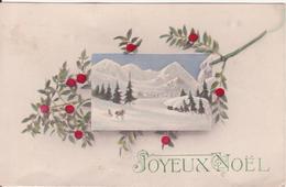 CP - JOYEUX NOEL - Noël